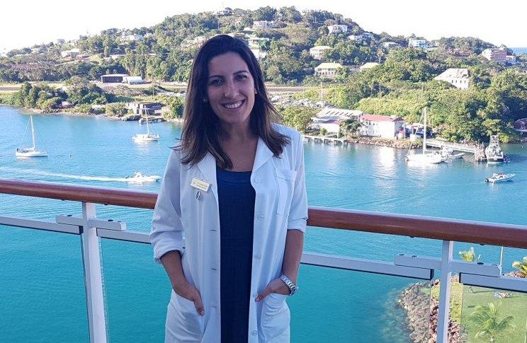 Andreia Castro - médica e viajante, Consulta do Viajante Online